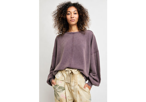 Free People Easy Does It Pullover