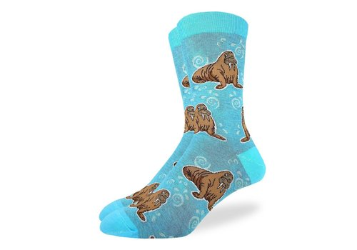 Good Luck Sock Men's Walrus Socks