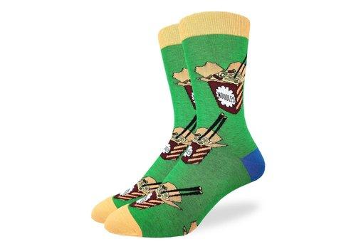 Good Luck Sock Men's Noodles Socks