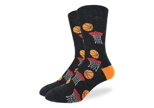 Good Luck Sock Men's Basketball Socks