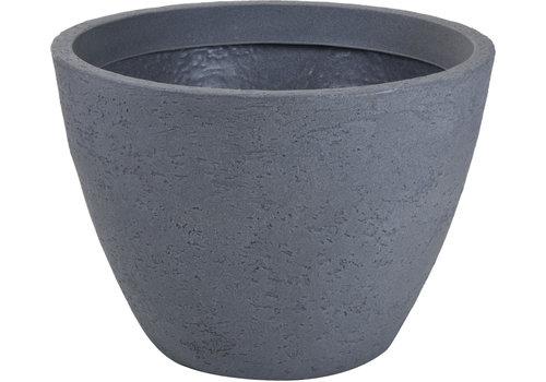 """Stone Round Flowerpot 31""""x22"""""""