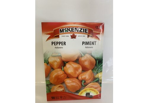 McKenzie Pepper Habanero