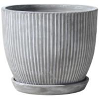 Lined Egg Pot