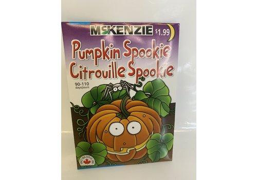 McKenzie Pumpkin Spookie Kids