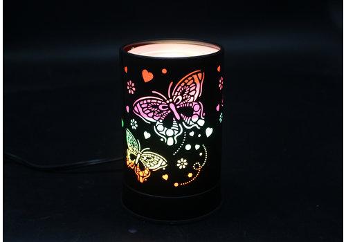 Rainbow Butterfly Touch Sensor Lamp