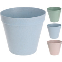 Bamboo Fiber Pastel Pot