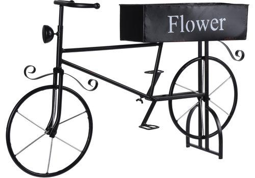 Koopman International Bicycle Metal Flower Holder