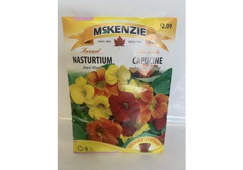 McKenzie Nasturtium Jewel Mix