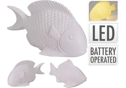 LED Fish White