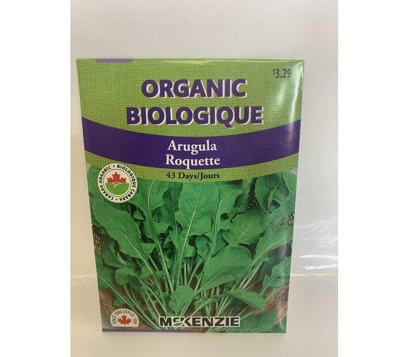 Herb Arugula Organic