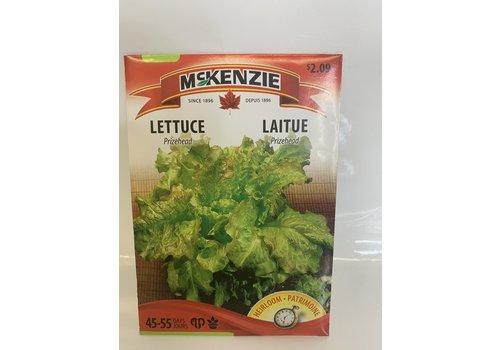McKenzie Lettuce Prizehead
