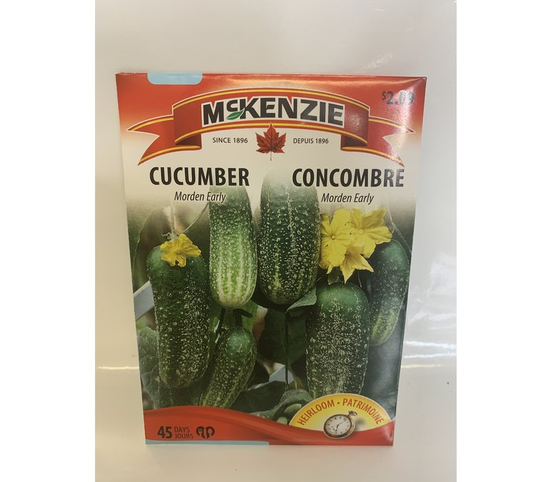 Cucumber Morden Early