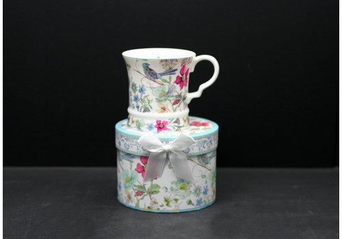 Bird New Bone China Mug With Gift Box