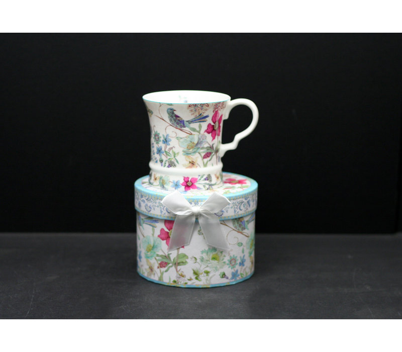 Bird New Bone China Mug With Gift Box