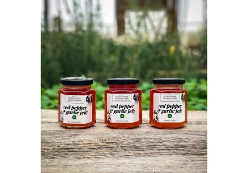 Acton's Lower Shannon Farms Red Pepper and Garlic Jam