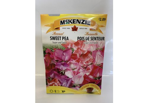 McKenzie Sweet Pea Sugar and Spice