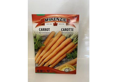 McKenzie Carrot Red Cored Danvers
