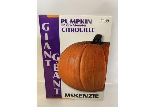 McKenzie Pumpkin EZ Gro Monster
