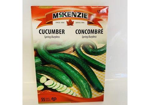 McKenzie Cucumber Spring Burpless