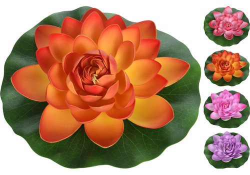 Floating Flower Pad
