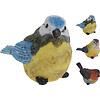 Bird Polystone Assorted 12cm