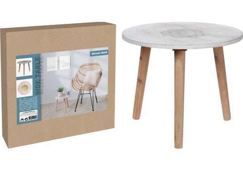 Side Table MDF 33cm