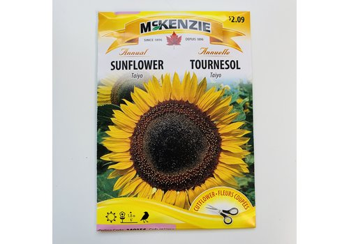 McKenzie Sunflower Taiyo