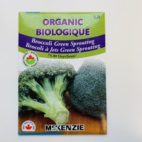 Broccoli Green Sprouting Organic