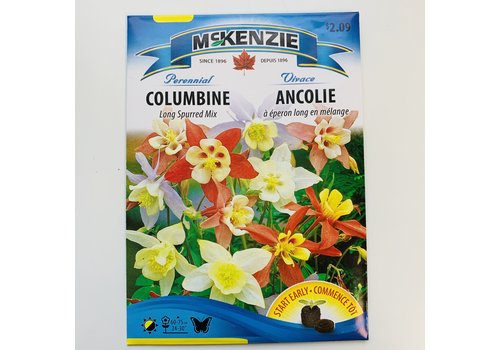 McKenzie Columbine Long Spurred Mix