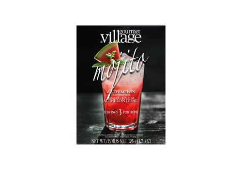 Gourmet Du Village Watermelon Mojito Box 105g