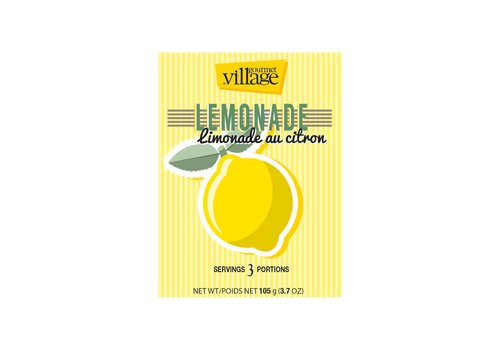 Gourmet Du Village Lemonade Drink Mix