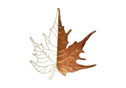 """Maple Leaf Wall Piece 27""""x28.75"""""""