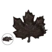 """Maple Leaf Coin Plate 8"""""""