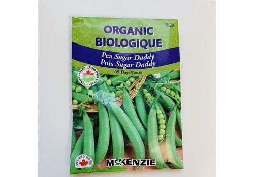 McKenzie Pea Sugar Daddy Organic