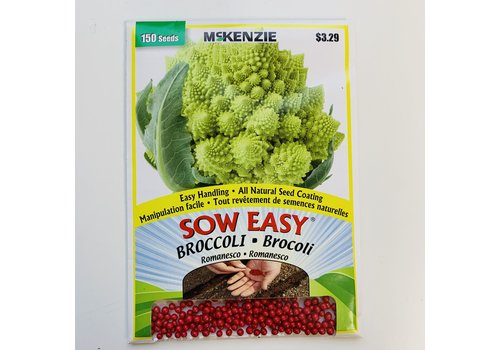 McKenzie Broccoli Romanesco SE
