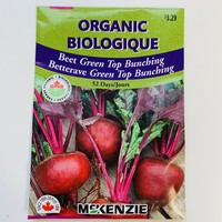 Beet Green Top Bunching Organic
