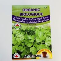Herb Parsley Italian Dk Gr Organic