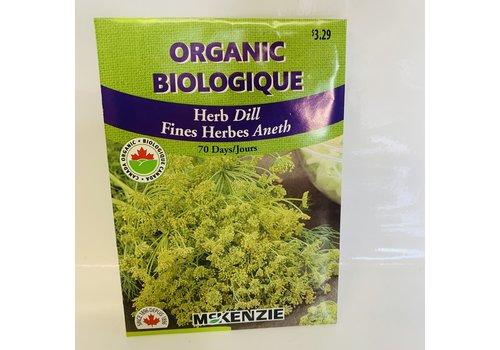 McKenzie Herb Dill Organic