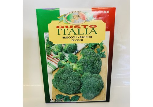 McKenzie Broccoli De Cicco