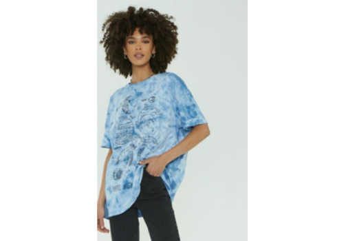 Project Social T Waterlife Oversized Tee