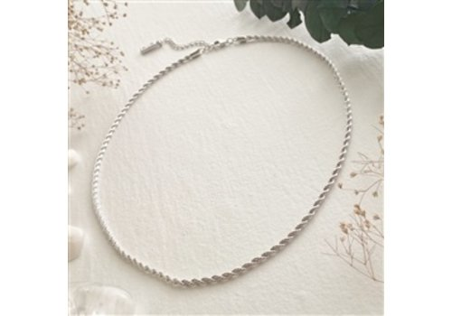 Pika & Bear Ocnus Rope Chain Necklace
