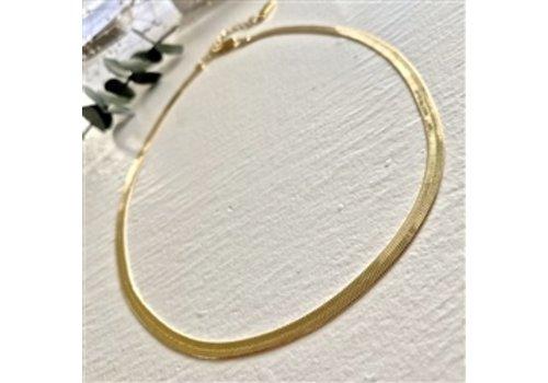 Pika & Bear Nirah Snake Chain Necklace
