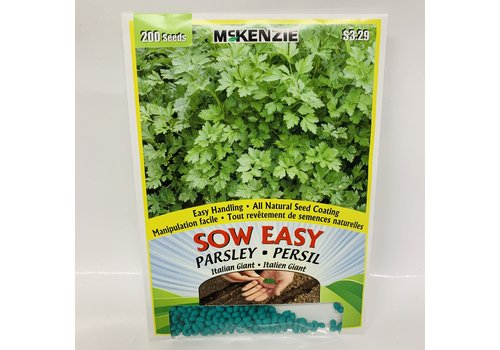 McKenzie Herb Parsley Italian Giant SE