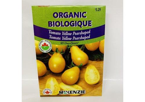 McKenzie Tomato Yellow Pear Organic