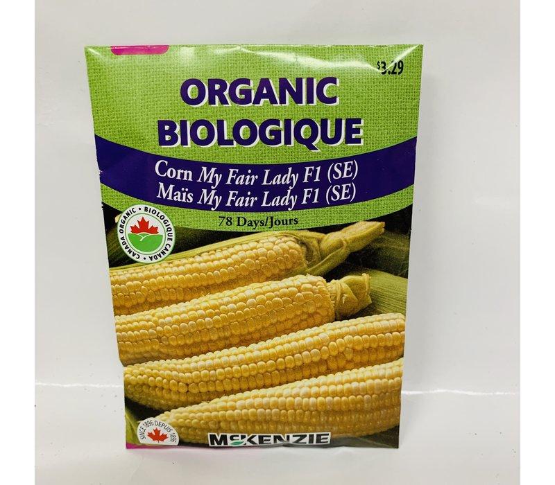 Corn My Fair Lady Organic