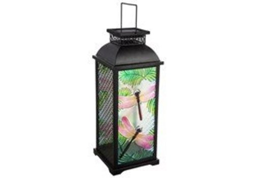 Dragonfly Chasing Light Statement Lantern