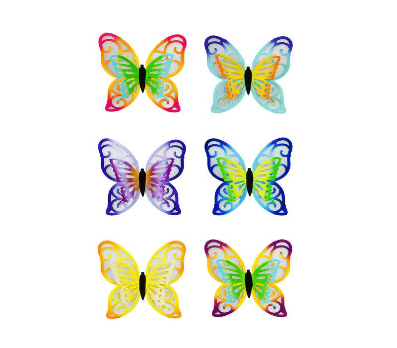 Butterfly Glow in the Dark Screen Saver