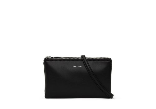 Matt & Nat Triplet Loom Crossbody Bag