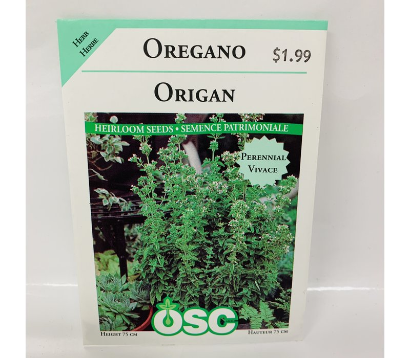 Herbs Oregano