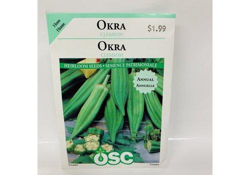 OSC Herbs Okra Or Gumbo